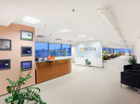 INSIA vroce 2016 rostla o20%. Tržby dosáhly 725 mil. Kč