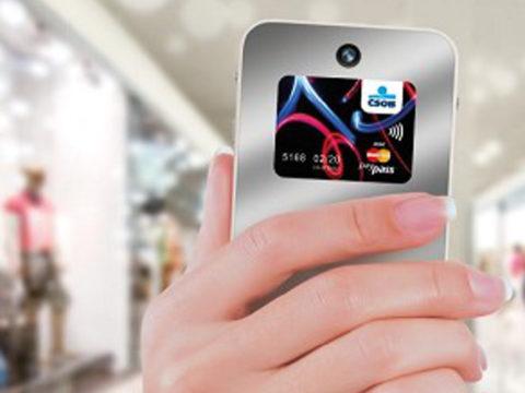 ČSOB: Platební nálepky pro bezkontaktní platby lze mít zdarma