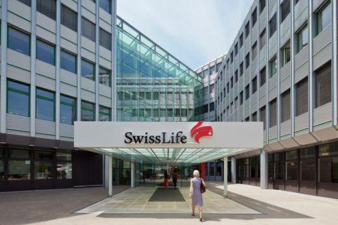 Skupina Swiss Life zvýšila vprvním pololetí roku 2017 svůj čistý zisk o5%