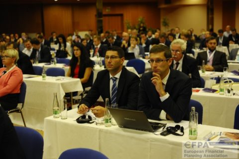 """VI. mezinárodní konference EFPA Česká republika 2.1 – """"Tradice vnovém formátu"""""""