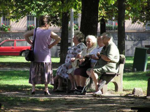 Češi se obávají stáří svých rodičů