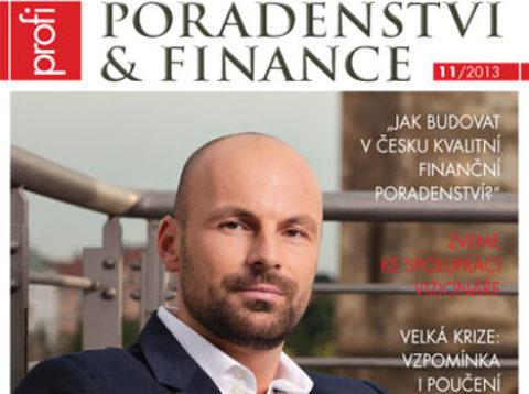 Listopadové číslo PROFI Poradenství & Finance