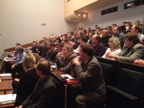 Konference finančních poradců: prezentace afotogalerie