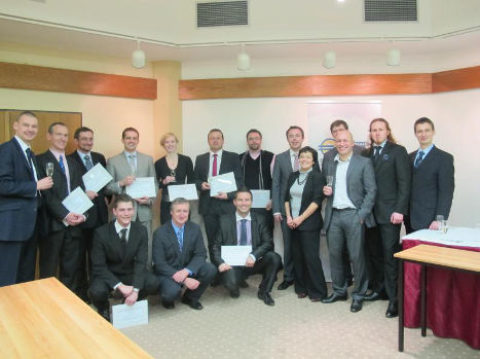 KFP přináší akreditovaný kurz  kcertifikační zkoušce €FA™