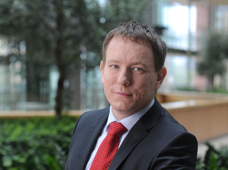 Petr Borkovec, Partners Financial Services