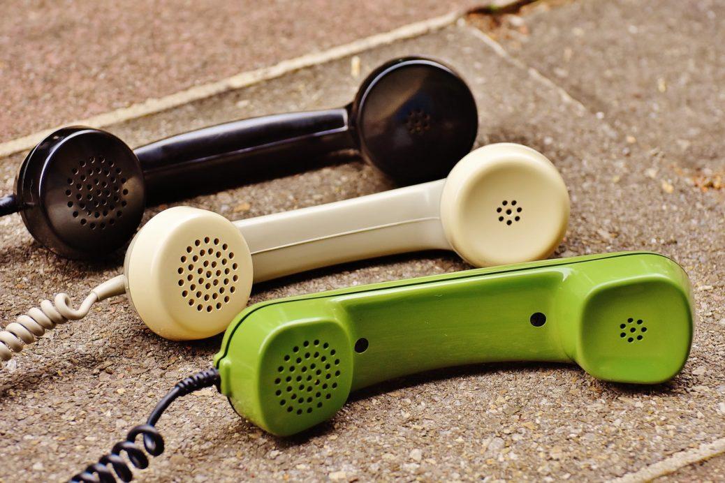 Telefonní sluchátka - nenahrávání hovorů