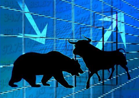 Poplašné zprávy na trzích
