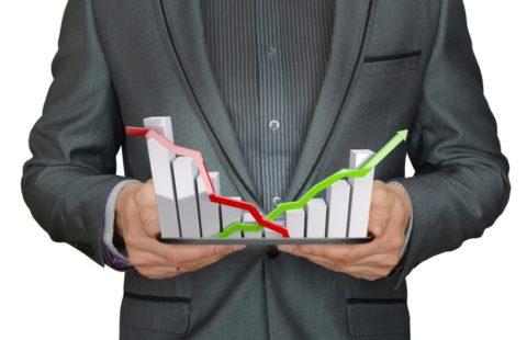 Optimismus na trzích. Investoři reagují mírně na horší výsledky firem