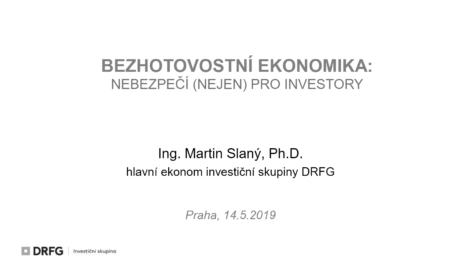 Bezhotovostní ekonomika (prezentace ke stažení)