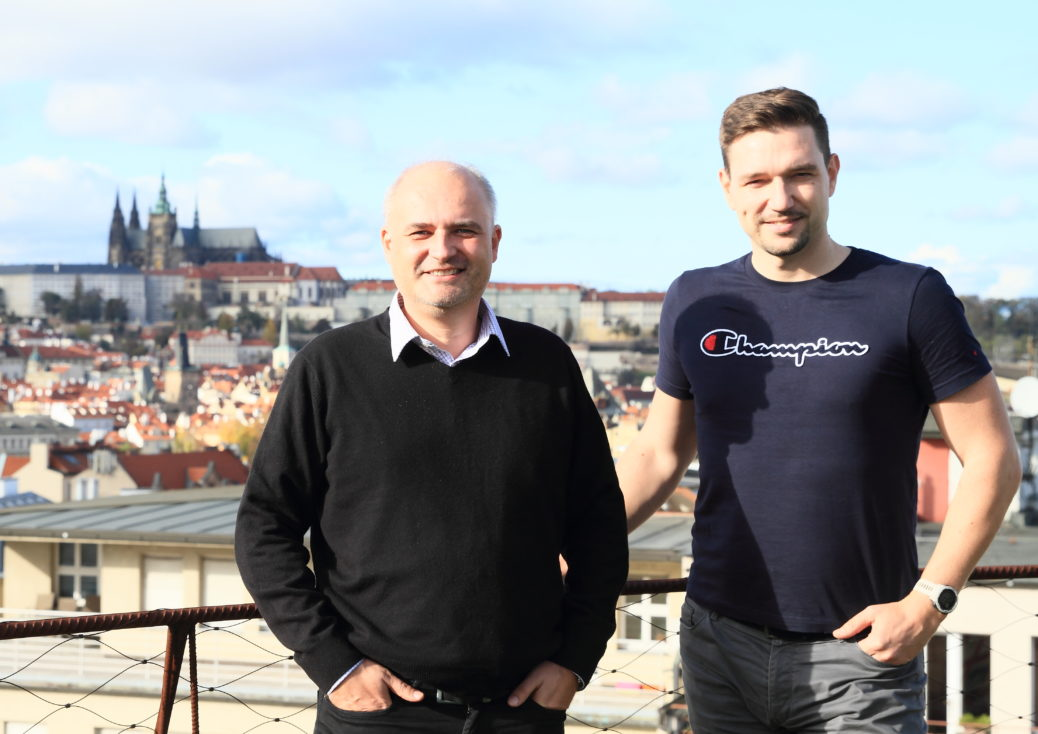 Martin Viktora a Jiří Paták - EMA data