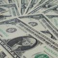 Peníze - bankovky - dolary - USD