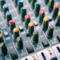 mixážní pult - nahrávání hovorů