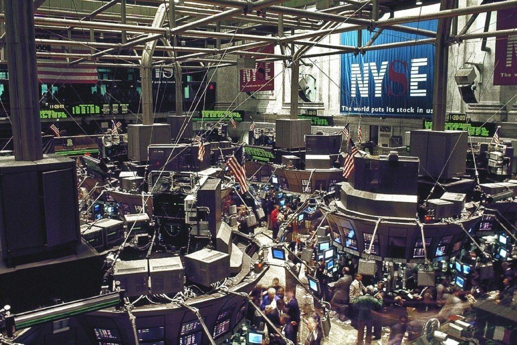 Americká burza - NYSE - akcie - akciový trh
