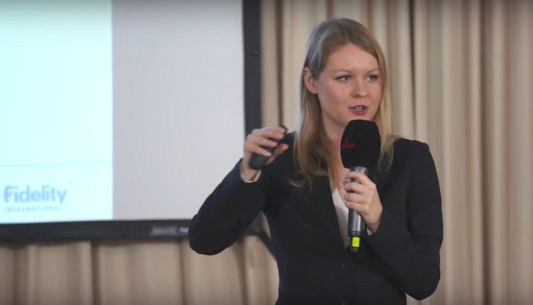Eva Miklášová - Fidelity