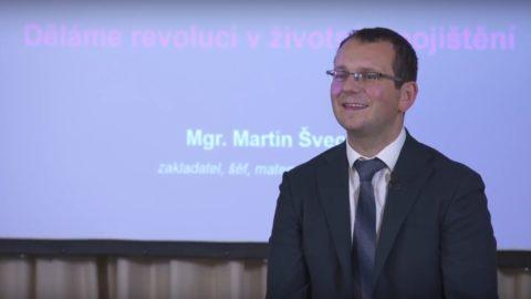 Martin Švec: Revoluce vživotním pojištění aneb Přichází Simplea