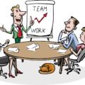 Týmová práce - hodnoty