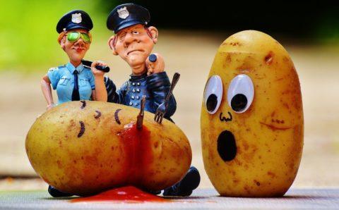 Vládní řešení krize: Přehazování horkého bramboru