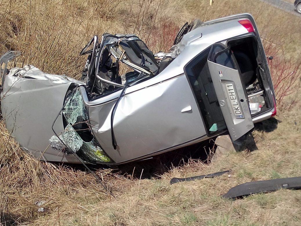 Autonehoda - při dopravní nehodě