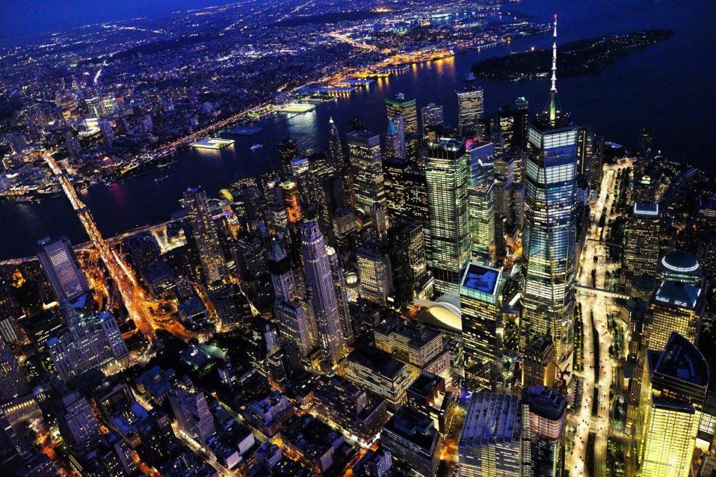 USA - New York - Spojené státy americké