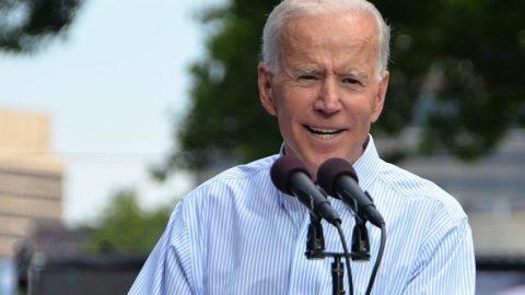 Joe Biden - zvolený americký prezident