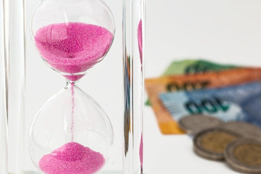 čas peníze