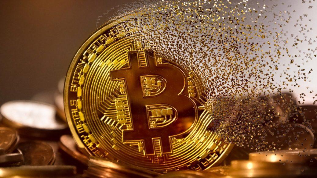 Bitcoin - kryptoměny