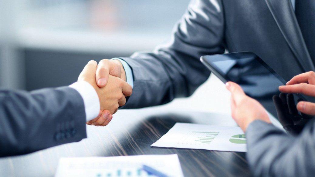 Finanční poradenství - pozdrav - dohoda