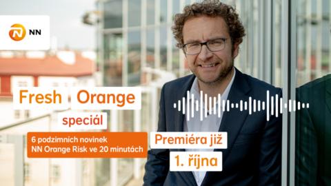 Fresh Orange Speciál – šest podzimních novinek NN Orange Risk ve dvaceti minutách